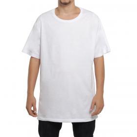 T-shirt Over-d oversize girocollo in tinta unita da uomo rif. OM168TS
