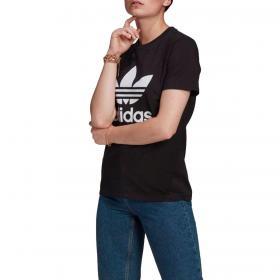 T-shirt Adidas Adicolor Classics Trefoil con stampa da donna rif. GN2896