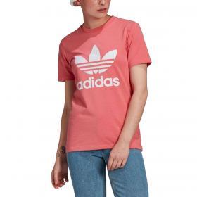 T-shirt Adidas Adicolor Classics Trefoil con stampa da donna rif. GN2907