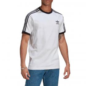 T-shirt Adidas Adicolor Classics 3-Stripes girocollo da uomo rif. GN3494