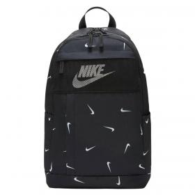 Zaino Nike Sportswear Heritage con stampa swoosh all over unisex rif. DJ1621
