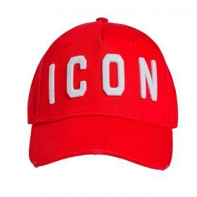 Cappello Dsquared2 Icon Baseball Cap con ricamo da uomo rif. BCM4001 05C00001