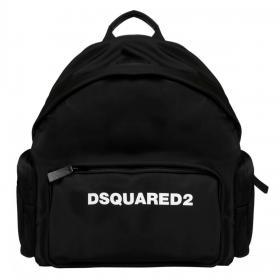 Zaino Dsquared2 Nylon Backpack con stampa frontale rif. BPM0045 11702174
