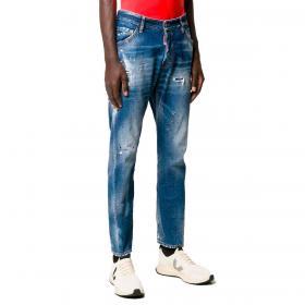 Jeans Dsquared2 Classic Kenny Twist Jean da uomo rif. S74LB0707 S30309