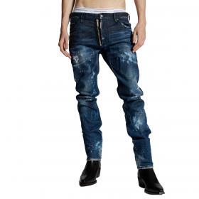Jeans Dsquared2 Dark 2 Wash Cool Guy da uomo rif. S74LB0836 S30342