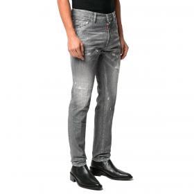 Jeans Dsquared2 Cool Guy Grey Wash da uomo rif. S74LB0867 S30260