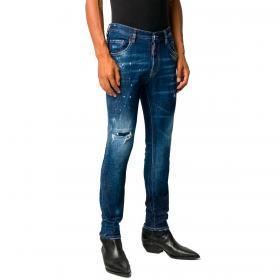 Jeans Dsquared2 Skater Jean 5 tasche da uomo rif. S71LB0780 S30664