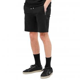 Shorts Balmain in cotone con logo goffrato da uomo rif. VH0OA000 B072