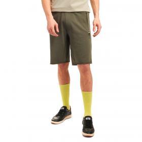 Shorts Blauer USA corto in felpa con logo da uomo rif. 21SBLUF07121-005662