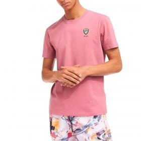 T-shirt Blauer USA con logo Scudo Nypd da uomo rif. 21SBLUH02130-004547