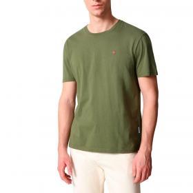 T-shirt Napapijri Salis girocollo a maniche corte da uomo rif. NP0A4EW8