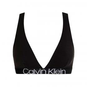 Reggiseno Calvin Klein Underwear a triangolo con logo da donna rif. QF6577E-UB1