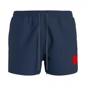 Costume Calvin Klein Swimwear a pantaloncino con logo da uomo rif. KM0KM00577