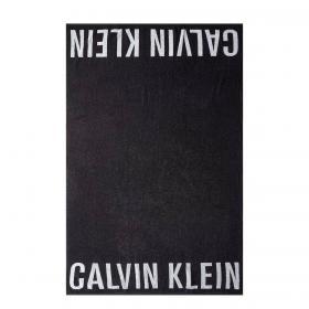 Telo mare Calvin Klein Swimwear Intense Power con stampa rif. KU0KU00076