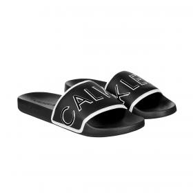 Ciabatte Calvin Klein Jeans con logo in rilievo da uomo rif. YM0YM00073