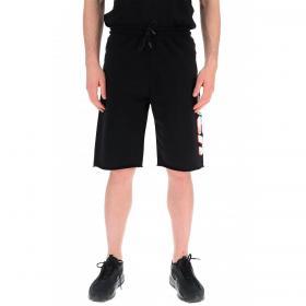 Bermuda pantaloncino Pyrex con maxi stampa laterale da uomo rif. 21EPB42119