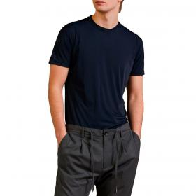 T-shirt Outfit slim fit in jersey tecnica da uomo rif. OF1S2S1T021