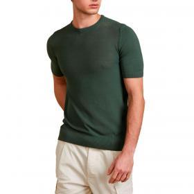 Maglia Outfit in cotone a mezza manica da uomo rif. OF1S2S1M010