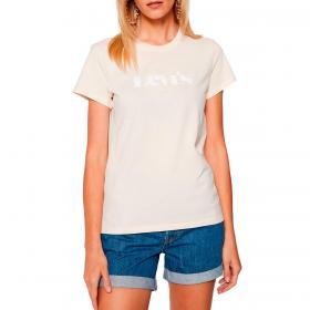 T-shirt Levi's The Perfect Tee con stampa logo da donna rif. 17369-1277