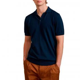 Polo Outfit in cotone basico da uomo rif. OF1S2S1M026