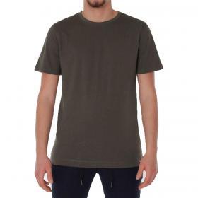T-shirt Over-d basica girocollo in tinta unita da uomo rif. OM115TS