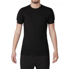 T-shirt maglia Over-d girocollo manica con polsino da uomo rif. OM547MG