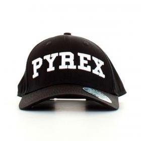 Cappello Pyrex da baseball con visiera con logo unisex rif. PY020331