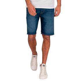 Pantaloncini Shorts Levi's 512 Original in denim da uomo rif. 36512-0092