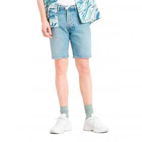 Pantaloncini Levi's 501 Hemmed Shorts in denim da uomo rif. 36512-0102