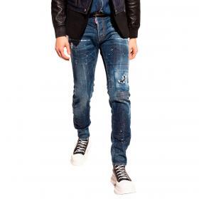 Jeans Dsquared2 Cool Guy Jean effetto consumato da uomo rif. S71LB0895 S30342