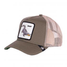 Cappello Goorin Bros Snap con visiera e patch unisex rif. 101-0205