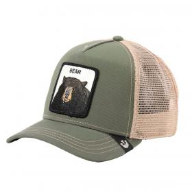 Cappello Goorin Bros Bear con visiera e patch unisex rif. 101-0254