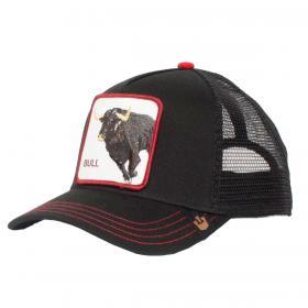 Cappello Goorin Bros Bull con visiera e patch unisex rif. 101-0268