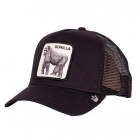 Cappello Goorin Bros Gorilla con visiera e patch unisex rif. 101-0333