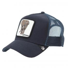 Cappello Goorin Bros Elephant con visiera e patch unisex rif. 101-0334