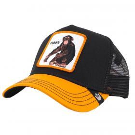 Cappello Goorin Bros Funky con visiera e patch unisex rif. 101-0510