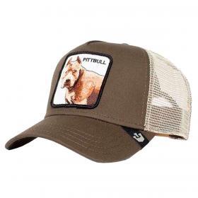 Cappello Goorin Bros Bull con visiera e patch unisex rif. 101-0621