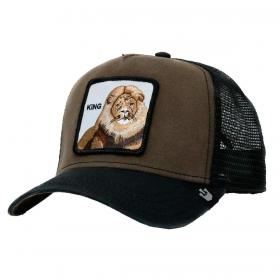 Cappello Goorin Bros King con visiera e patch unisex rif. 101-2747