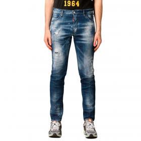 Jeans Dsquared2 Cool Guy regular fit da uomo rif. S74LB0798 S20342