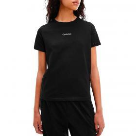 T-shirt Calvin Klein in cotone biologico con logo da donna rif. K20K202912