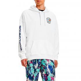 Felpa Tommy Jeans con cappuccio e logo Peace da uomo rif. DM0DM11647