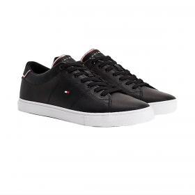 Scarpe Sneakers Tommy Hilfiger Essential in pelle da uomo rif. FM0FM03739