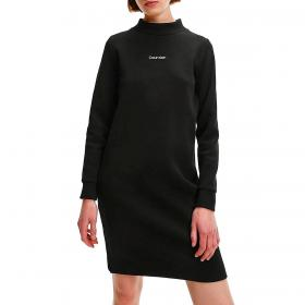 Abito vestitino Calvin Klein in felpa in cotone biologico da donna rif. K20K203233