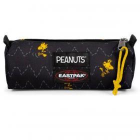 Astuccio Eastpak Benchmark Single Peanuts Woodstock con unico scomparto unisex rif. EK000372-K55