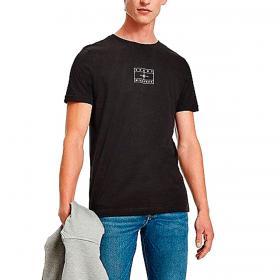 T-shirt Tommy Hilfiger in jersey manopesca di cotone da uomo rif. MW0MW20154