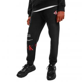 Pantaloni Calvin Klein in tuta da uomo rif. J30J318517