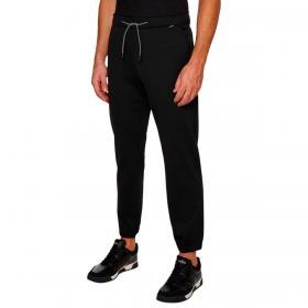 Pantaloni Calvin Klein in tuta con logo laterale da uomo rif. K10K107498