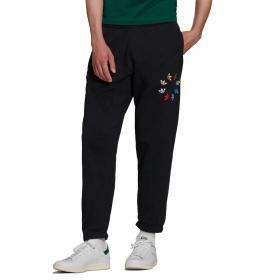Pantaloni Adidas Adicolor Shatted Trefoil felpati da uomo rif. H37730