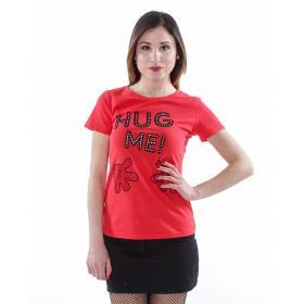 """T-Shirt """"Hug Me!"""" - donna"""