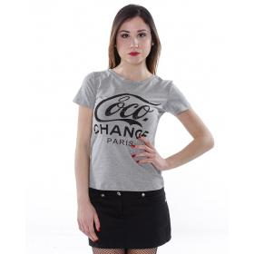 "T-Shirt ""Coco Change"" - donna"